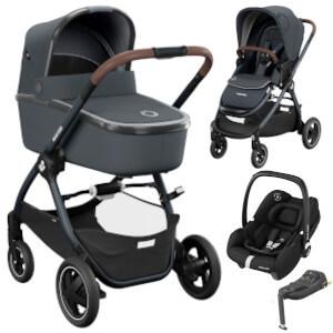 MAXI COSI ADORRA 2 wózek 4w1 z fotelikiem TINCA i bazą