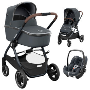 MAXI COSI ADORRA 2 wózek 3w1 z fotelikiem PEBBLE PRO
