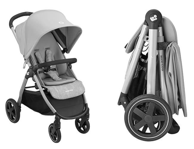 Wózek spacerowy Maxi Cosi GIA 1