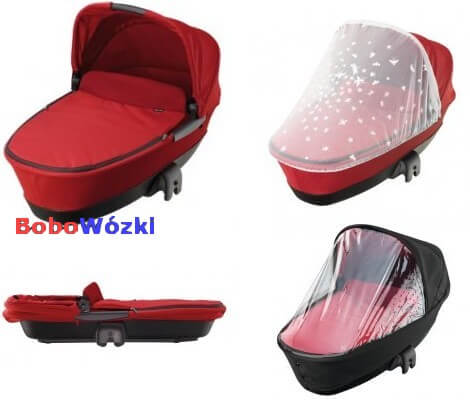 Maxi Cosi Mura Plus gondola foldable