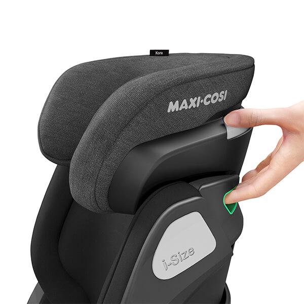 Fotelik samochodowy Maxi Cosi KORE PRO i-Size 5