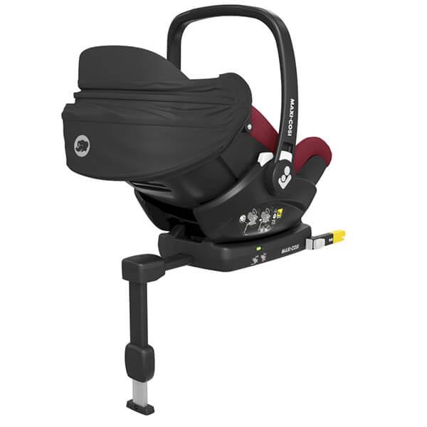 Fotelik samochodowy Maxi Cosi MARBLE 0-13 kg + baza 4