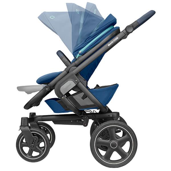 Wózek dziecięcy 2w1 MAXI COSI NOVA 4 folia