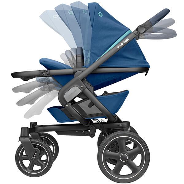 Wózek dziecięcy 2w1 MAXI COSI NOVA 4 gleboki