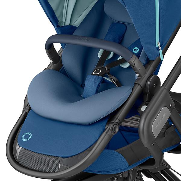 Wózek dziecięcy 2w1 MAXI COSI NOVA 4 gondola+folia