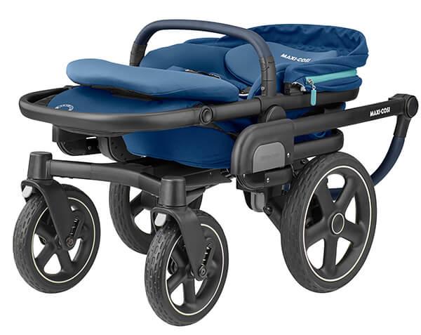 Wózek dziecięcy 2w1 MAXI COSI NOVA 4 front