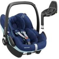 MAXI COSI PEBBLE PRO i-Size fotelik 0-13kg + Family Fix3