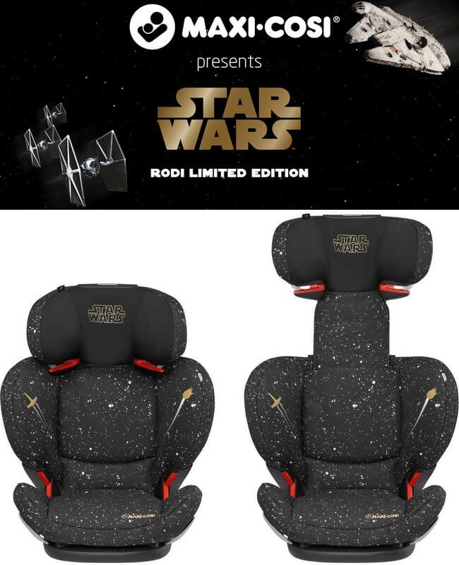 fotelik samochodowy maxi cosi rodi airprotect star wars. Black Bedroom Furniture Sets. Home Design Ideas
