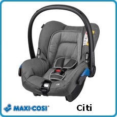 Maxi Cosi fotelik samochodowy Citi dla dzieci 0-13kg