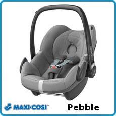 Maxi Cosi fotelik samochodowy Pebble dla dzieci 0-13kg