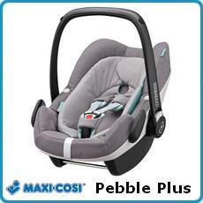 Maxi Cosi fotelik samochodowy Pebble Plus dla dzieci 0-13kg