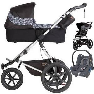 Wózek 3w1 MOUNTAIN BUGGY TERRAIN + fotelik Maxi Cosi CABRIO FIX