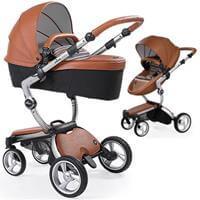 Wózek dziecięcy 2w1 MIMA XARI 3G CAMEL