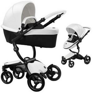 Wózek dziecięcy 2w1 Mima XARI 4G Snow White