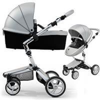 Wózek dziecięcy 2w1 MIMA XARI 3G ARGENTO