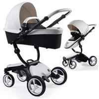 Wózek dziecięcy 2w1 MIMA XARI 3G SNOW WHITE