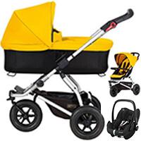 Wózek 3w1 MOUNTAIN BUGGY SWIFT + fotelik Maxi Cosi PEBBLE PRO