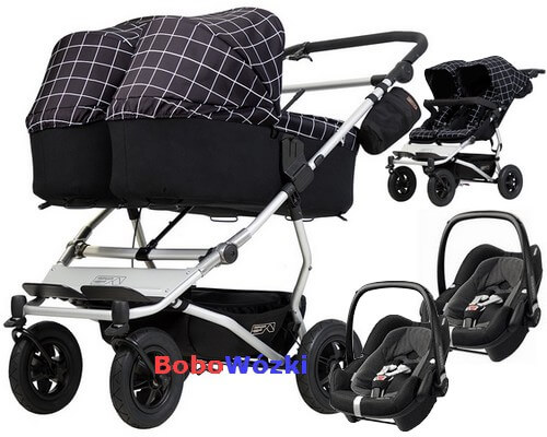 Duet Mountain Buggy + Pebble