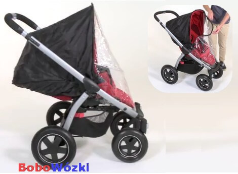 Maxi Cosi Mura Plus folia