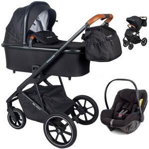 Wózek dziecięcy 3w1 Muuvo SLICK + fotelik samochodowy Avionaut PIXEL