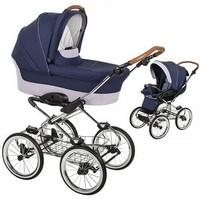 Wózek dziecięcy 2w1 NAVINGTON Caravel + torba