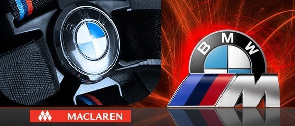 Maclaren BMW M Power
