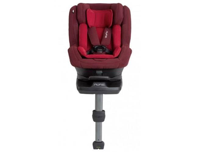 Fotelik samochodowy NUNA REBL PLUS dla dzieci 0-18,5 kg 1