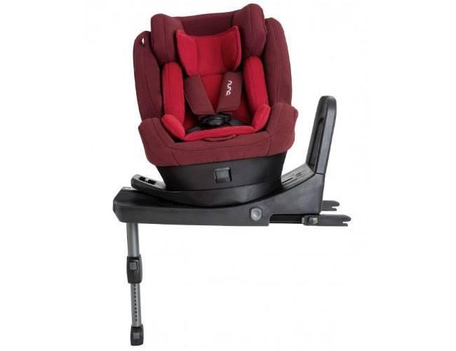 Fotelik samochodowy NUNA REBL PLUS dla dzieci 0-18,5 kg 2