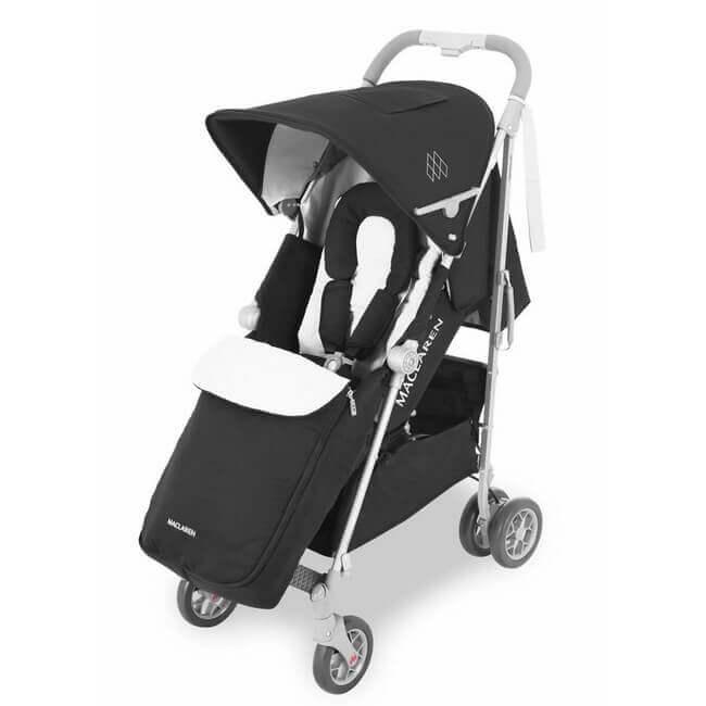 Black//Silver Techno XLR Seat