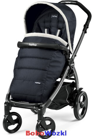 Wózek głęboko-spacerowy PEG PEREGO BOOK 51 POP-UP COMPLETO + fotelik Maxi Cosi CABRIO FIX 4