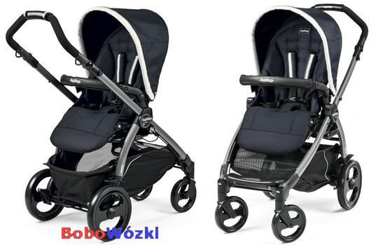 Wózek głęboko-spacerowy PEG PEREGO BOOK 51 POP-UP COMPLETO MODULAR + fotelik 3