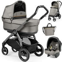Wózek 3w1 PEG PEREGO BOOK 51 S POP-UP COMPLETO MODULAR + fotelik