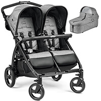 PEG PEREGO BOOK FOR TWO CLASSICO wózek rok po roku