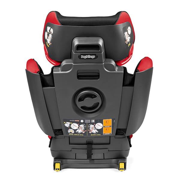 Fotelik samochodowy PEG PEREGO Viaggio 2-3 FLEX ISOFIX dla dzieci 15-36 kg 4