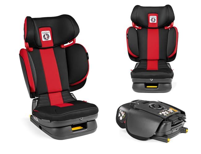 Fotelik samochodowy PEG PEREGO Viaggio 2-3 FLEX ISOFIX dla dzieci 15-36 kg 1