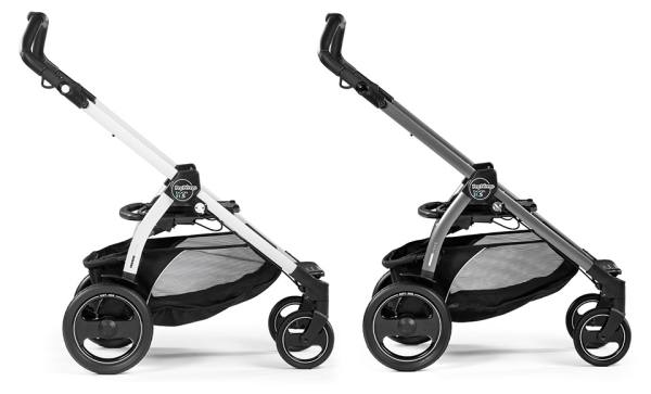 Wózek głęboko-spacerowy PEG PEREGO BOOK PLUS S POP-UP COMPLETO MODULAR + fotelik 2