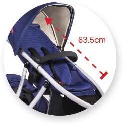 Wózek Vibe 3