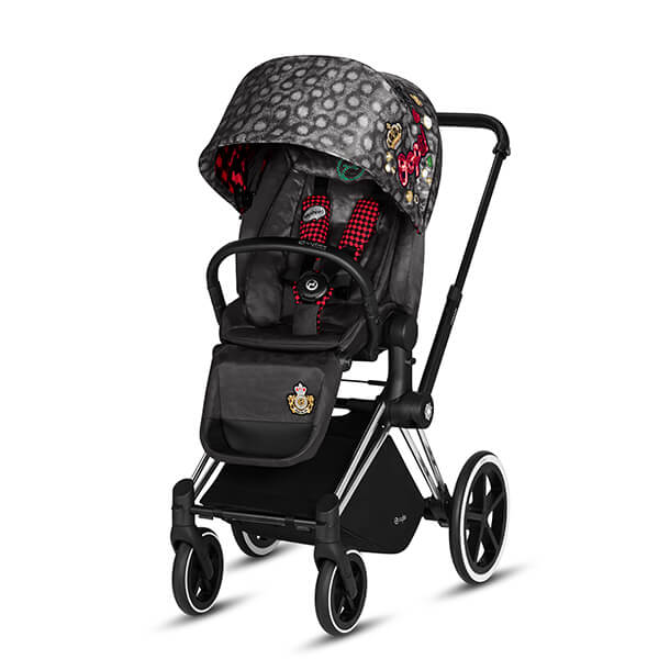 Wózek 2w1 CYBEX PRIAM REBELLIOUS 5