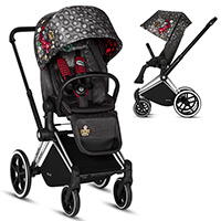 Wózek spacerowy CYBEX PRIAM 2.0 REBELLIOUS