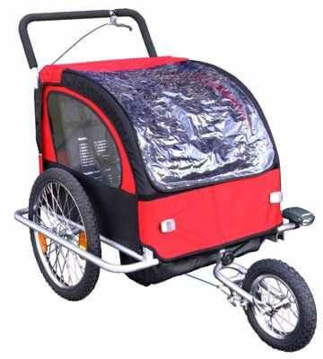 Wózek trzykołowy - przyczepka