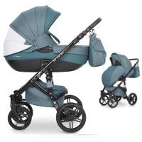 Wózek dziecięcy 2w1 RIKO BRANO NATURAL + torba