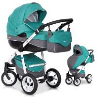 Wózek dziecięcy 2w1 RIKO NANO  + torba