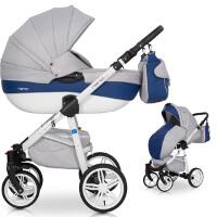 Wózek dziecięcy 2w1 RIKO NANO ECCO + torba