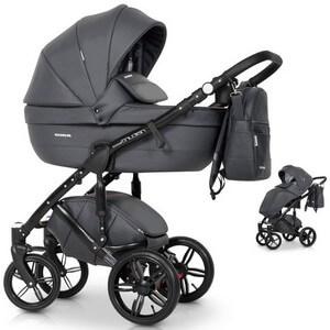 Wózek dziecięcy 2w1 RIKO NATURO ECCO + plecak