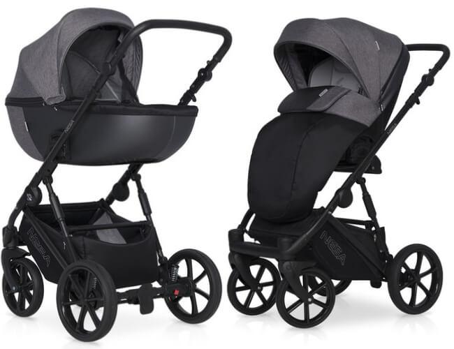 Wózek dziecięcy 2w1 Riko NESA 1