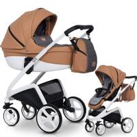 Wózek dziecięcy 2w1 RIKO XD + torba