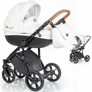Wózek dziecięcy 2w1 ROAN BASS SOFT + torba