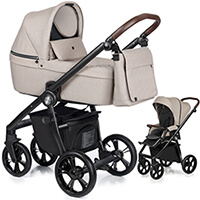 ROAN COSS wózek dla dziecka 2w1
