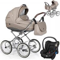 Wózek 3w1 ROAN EMMA  + fotelik Maxi Cosi CITI