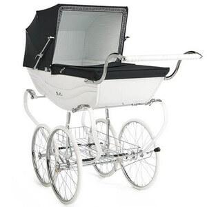 Wózek klasyczny Silver Cross BALMORAL